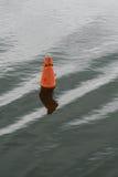 Seamark che dà direzione ai marinai Fotografia Stock Libera da Diritti