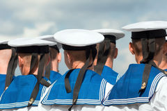 Seamen 2 Royalty Free Stock Image
