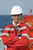 Seamen - boatswain Stock Photography