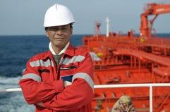 Seamen - boatswain Royalty Free Stock Photography
