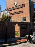 The Seamen's Church Institute, Newport, RI. Royalty Free Stock Image
