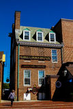 The Seamen's Church Institute, Newport, RI. Stock Photos