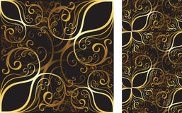 Seamess Abstract Background Royalty Free Stock Photography