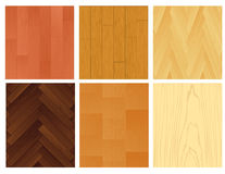 Seamle wooden backgrounds Royalty Free Stock Photo