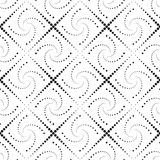 Seamlees Abstract Geometric Pattern Stock Image
