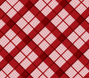 Seamles blanket pattern Stock Photo