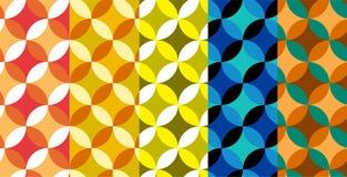 Seamles geometrical pattern Stock Photo