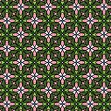 Seamles ha colorato la struttura floreale Fotografia Stock Libera da Diritti