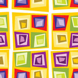 Seamles, righe. Fotografia Stock