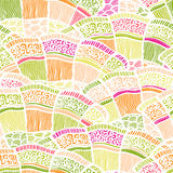 Seamles spring background pattern Stock Photo
