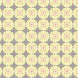 Seamles tkaniny kwiecisty wzór ilustracja wektor