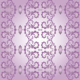 Seamless. Classic decorative seamless background with floral pattern Stock Images