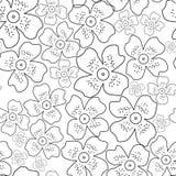 Seamless vektor illustrationer