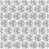Seamless 3d pattern Stock Photos
