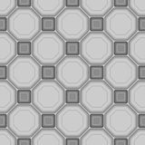 Seamless 3d tile pattern Royalty Free Stock Photos