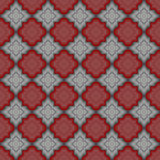 Seamless 3d tile pattern Royalty Free Stock Photography