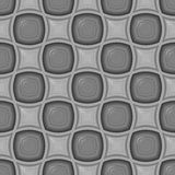 Seamless 3d tile pattern Stock Photography