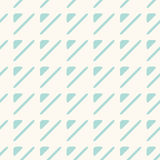 Seamless abstact geometric pattern. Royalty Free Stock Image