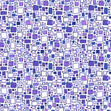 Seamless abstract. Hand drawn pattern with scratch effect Royalty Free Stock Photo