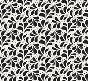 Seamless Floral Pattern. Vector Ornament Background. Abstract Vintage Texture. Seamless Abstract Art Deco Pattern. Vector Floral Background. Ornament Decorative Stock Illustration