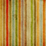 Seamless abstract background. Decorated with stripes, old paper royalty free illustration