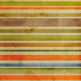 Seamless abstract background. Decorated with stripes, old paper royalty free stock images