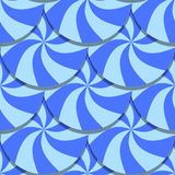 Seamless abstract background for design. Vector illustration Stock Photo