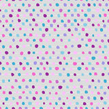 Seamless abstract background of dots and strips Stock Photography