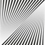 Seamless abstract background in the form of gray rays and stripes royalty free illustration