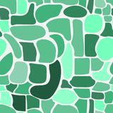 Seamless background with green spots. Seamless abstract background with green spots, irregular form vector illustration