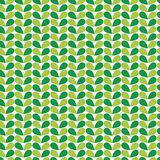 Seamless abstract background leaf design pattern background texture. Seamless abstract background leaf design, ideal for packaging design, retail, editorial Royalty Free Stock Images