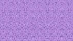 Seamless abstract background in lilac tones with scribbles. Seamless abstract background with ornament from repeated patterns with effect of stamping in lilac royalty free illustration
