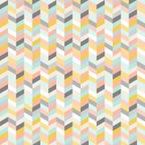 Seamless abstract background made from colored rhombuses with an illusion of volume. Seamless abstract background made from colored rhombuses with an illusion Stock Image