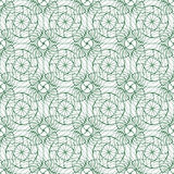 Seamless abstract background pattern guilloche ornament Stock Photos
