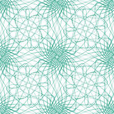 Seamless abstract background pattern guilloche ornament Royalty Free Stock Images