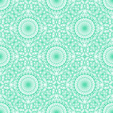 Seamless abstract background pattern with guilloche ornament Stock Photo