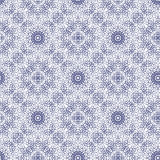 Seamless abstract background pattern with guilloche ornament Stock Images