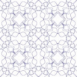 Seamless abstract background pattern guilloche ornament Royalty Free Stock Image