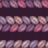 Seamless abstract background pattern Royalty Free Stock Photography