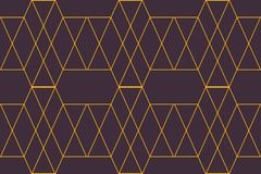 Seamless, abstract background pattern made with lines forming triangle shapes royalty free stock photos