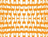 Seamless abstract background pattern. Net netting texture you can use to fill areas seamlessly stock illustration