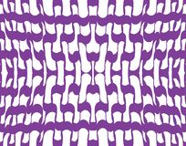 Seamless abstract background pattern Royalty Free Stock Image
