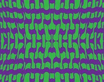 Seamless abstract background pattern Royalty Free Stock Photos