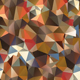 Seamless abstract background polygon Stock Image