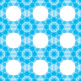 Seamless abstract background. Transparent color grid Stock Illustration