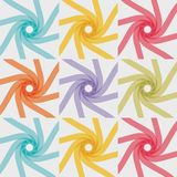 Seamless abstract background vector illustration