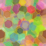 Seamless Abstract Background Royalty Free Stock Photography