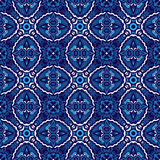 Seamless abstract background tiled pattern Royalty Free Stock Photos