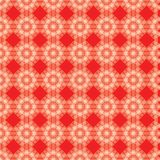 Seamless abstract background. With transparent white grid Royalty Free Illustration