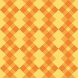 Seamless abstract background. With yellow geometric forms vector illustration